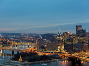 Downtown Pittsburgh Views