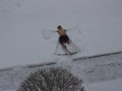 Peter's Snow Angel