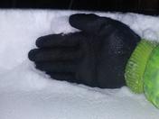Snow total so far...