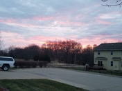 Sunrise in Ankeny