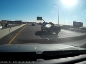 Tossing Stones on the I-25