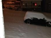 Snow in Apollo