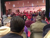 Wilson Elementary 2nd graders perform BC Clark jingle!
