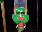 Have you seen Grinnell's Christmas Elf?