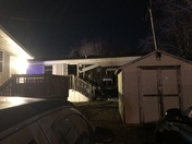 trailer home fire