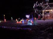 Great Holiday Light Display