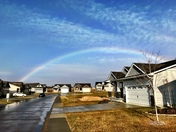 December Rainbow