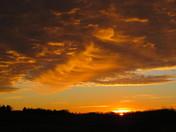 Carroll Iowa Sunrise--December 20, 2017