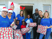 NCCI Employees Share the Spirit this Holiday Season with Local Families