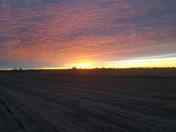 Sunrise over Ellsworth