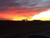 Sundown Lake Moravia, Iowa