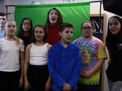 This is the Auburn Middle School Audio Visual Club.