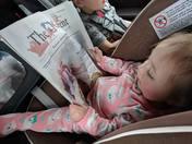Christmas Road Trip Reading..