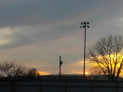 12-23-17  Ball Park Sunset