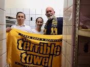 Terrible Towel in Romania