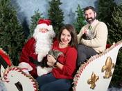 Merry Cluckin Christmas!