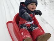 White Christmas Fun!