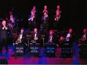Harry James Orchestra Performs at Music Hall Ballroom