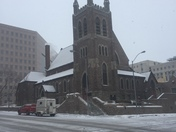 St. Paul's downtown