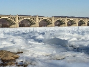 Wrightsville's view of the Susquehanna~