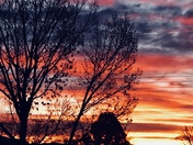 Sunrise in Taylor Ranch