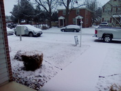 Snow time in Hanover