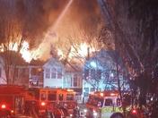 Broadneck Condo fire