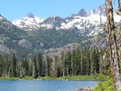 Pete Lake Alpine Wilderness