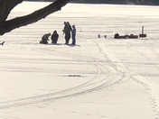Ice Fishing in Pembroke