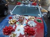 My christmas, car