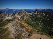 Mt. Baker-Snoqualmie National Forest - Mount Dickerman