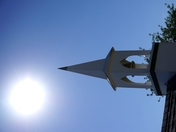 Steeple of The Little Church