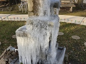 Bogalusa office fountain