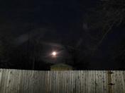 New Years Moon