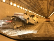 Fort Pitt tunnel pileup