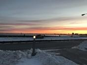 Hampton Beach Sunset