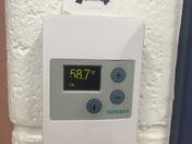 Classroom temperatures