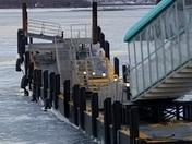 MBTA commuter boat