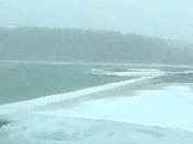 Flooding near Higgins beach