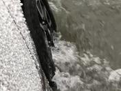 Winter Storm in Hampton, NH