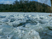 Frozen French Broad