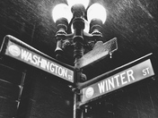 Downtown Crossing Winter st.