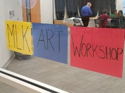 MLK Art Workshop