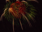 January 2018 Fireworks
