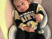 Ready for the Who Dats to beat those Panthers