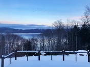 A view from Newfound Lake