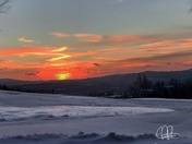 Sunset, Weathersfield VT