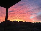 Lenexa sunrise