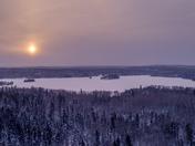 Three Island Lake