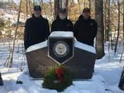 POW Memorial at the NH Veterans Cemetery